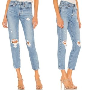 Levi's   Wedgie Icon Fit in Authentically Yours 29